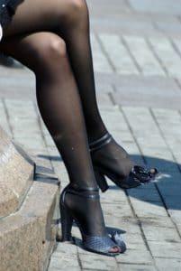 Choisir des collants pour embellir vos jambes