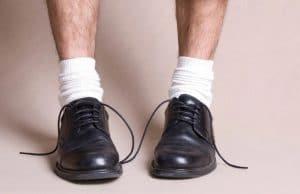Comment bien porter des chaussettes blanches?