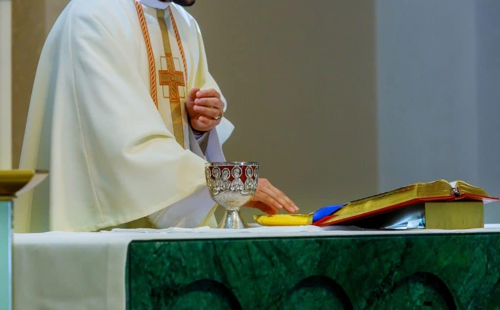 La communion : un acte religieux et personnel