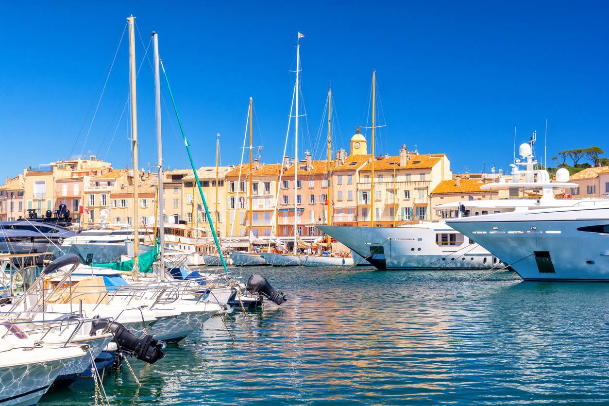 saint tropez vacances sud france