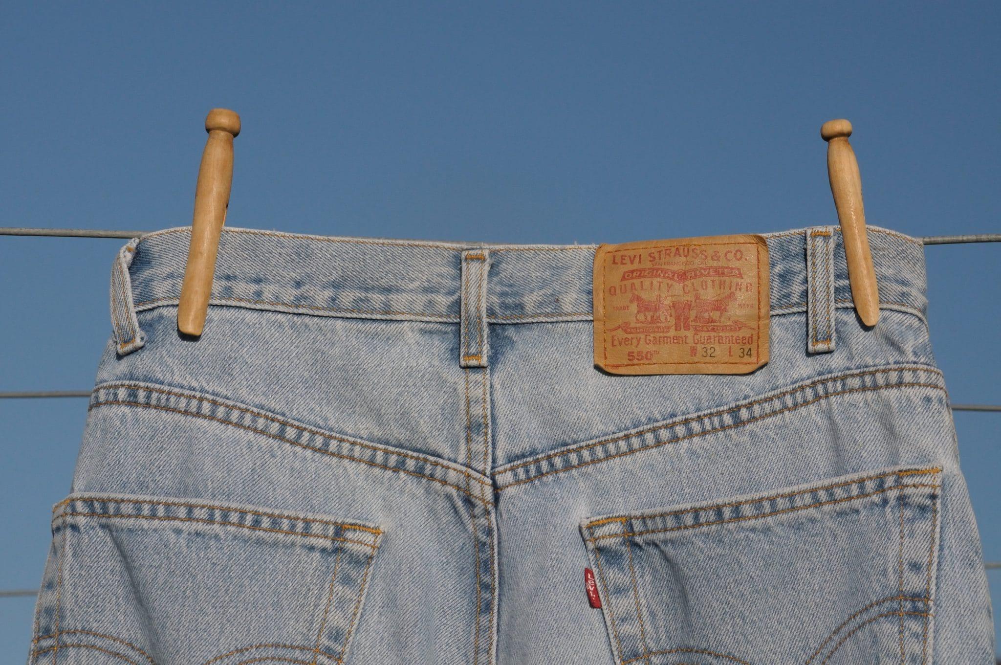 Quels sont les différents délavages de jean ?