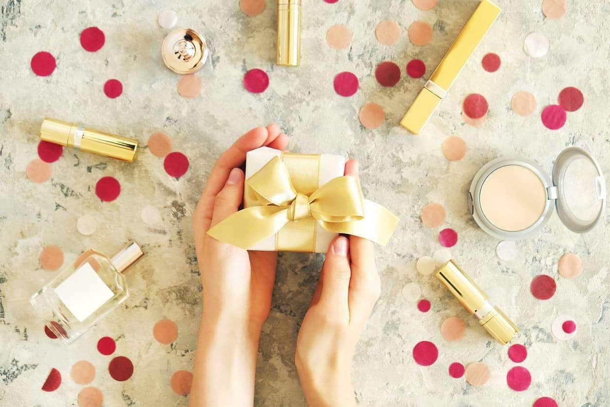 box beauté cadeau