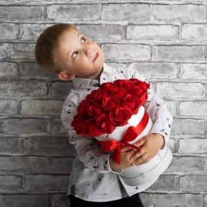 Pour la fête des mères, craquez pour la rose éternelle !