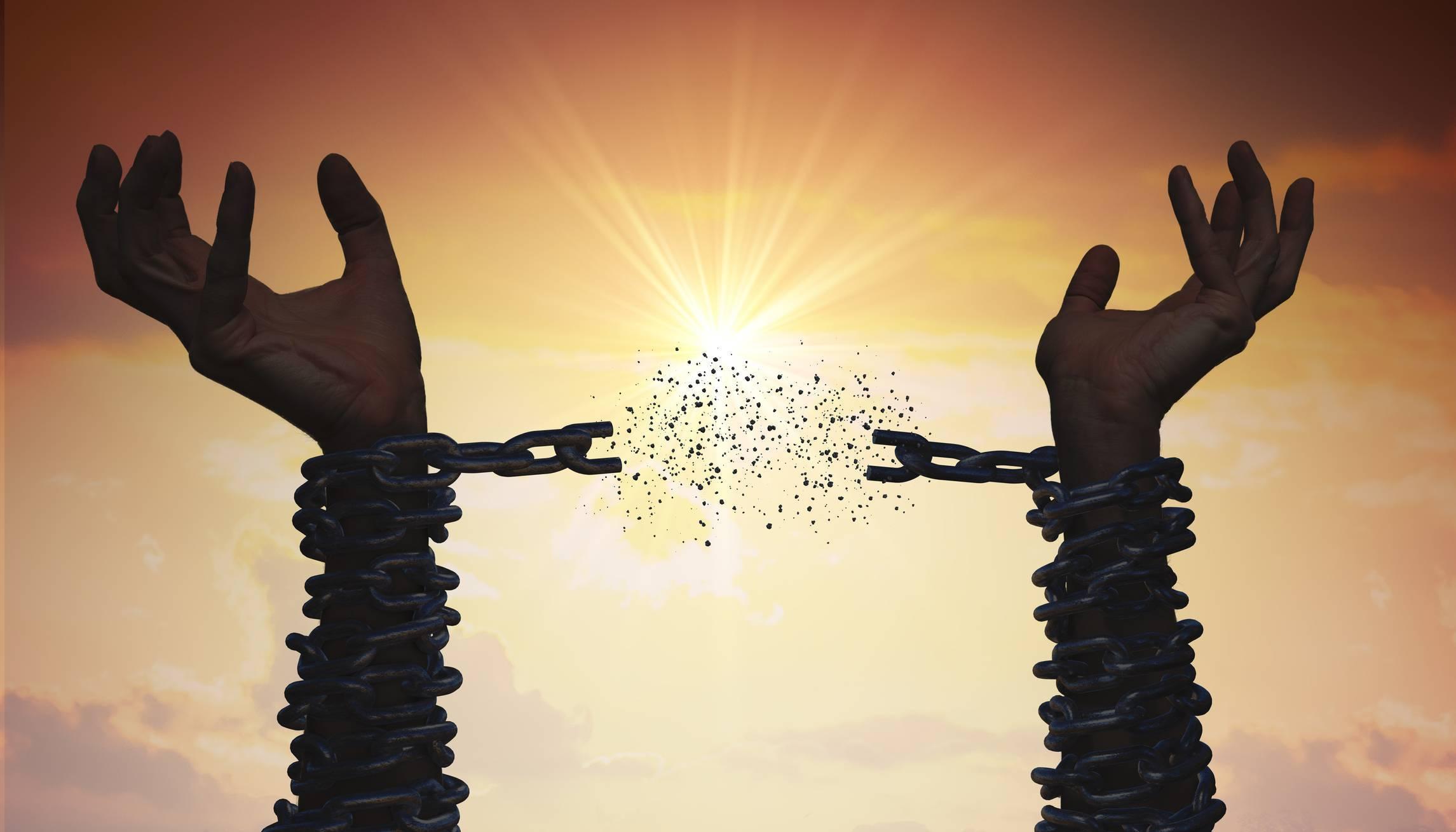 pardonner se libérer