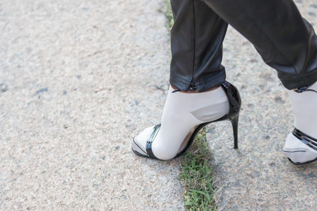 Avec quelles chaussures ?