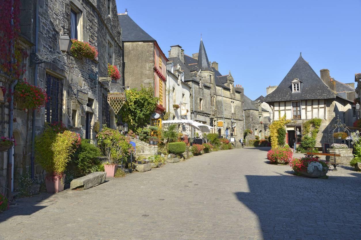 village breton tourisme
