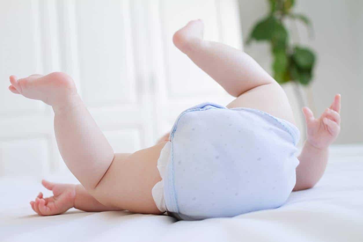 couches bébé naturelle