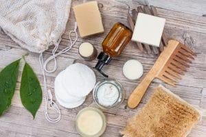 Une routine zéro déchet avec les cosmétiques solides