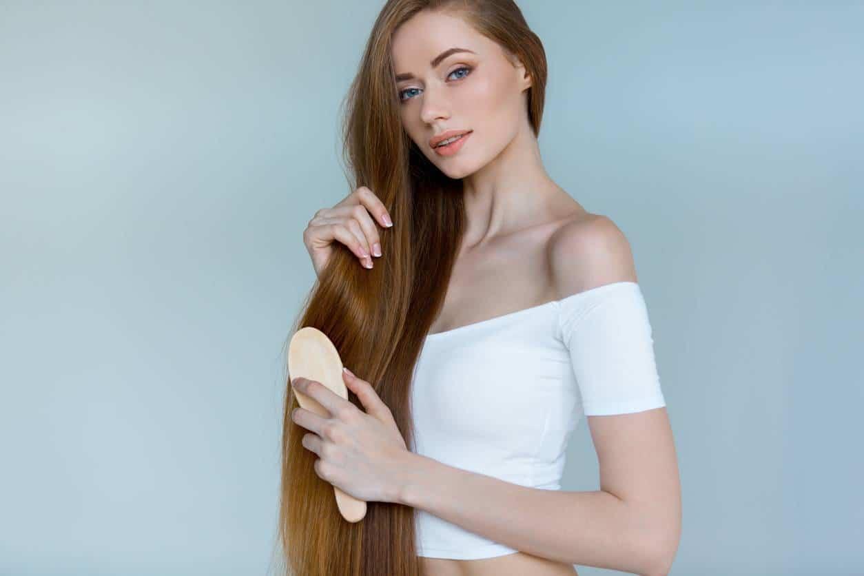La cire coiffante est facile à utiliser