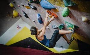 L'escalade un sport idéal pour s'affiner en douceur et travailler son équilibre