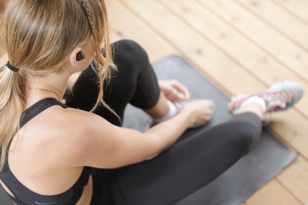 corde à sauter exercice cardio