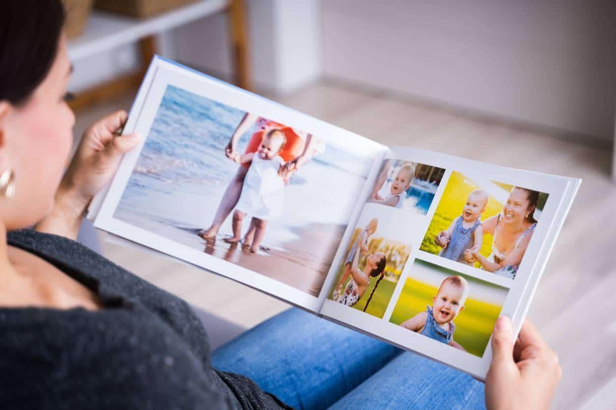 Album photo personnalisé livre photo