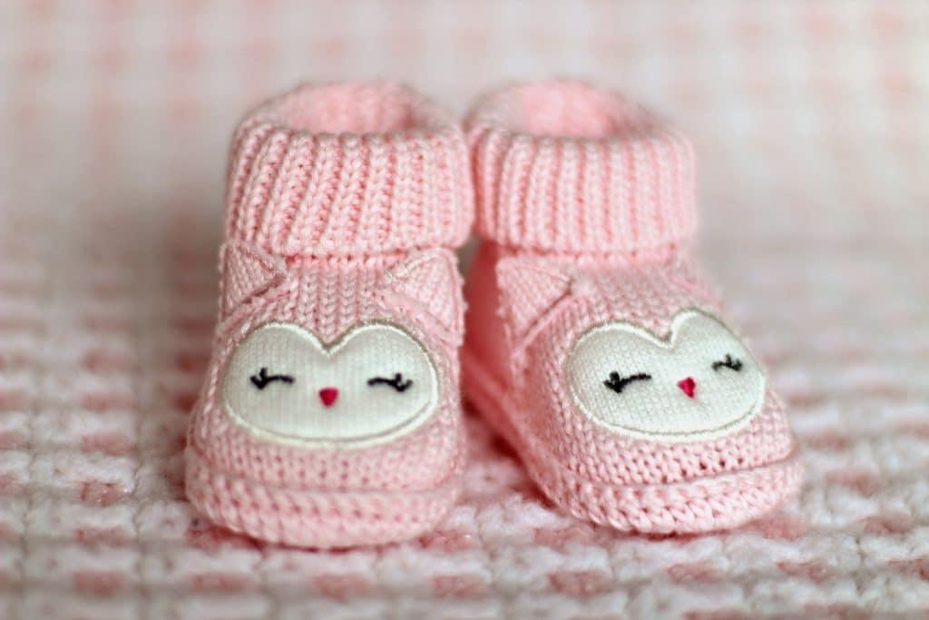 Quels chaussons pour quel âge?