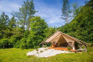 Glamping : quelques conseils pour un camping de luxe