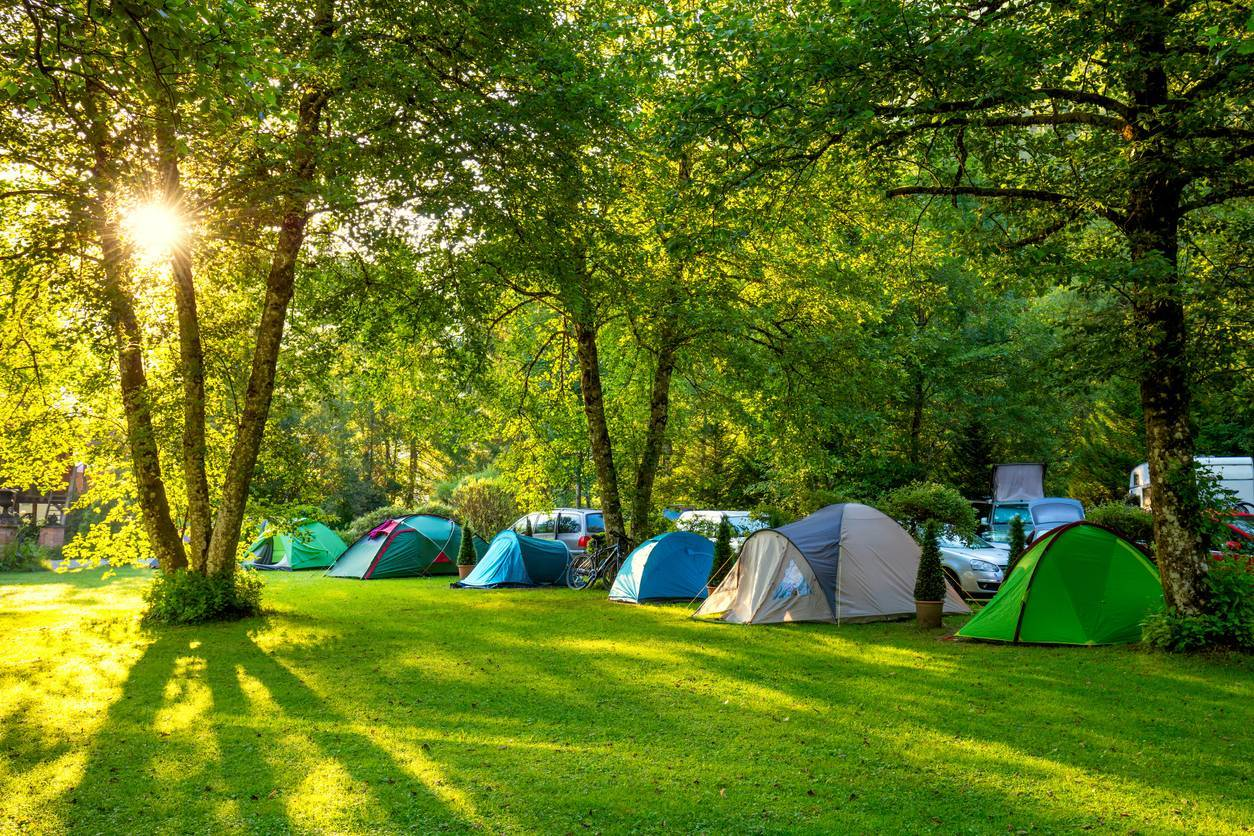glamping camping luxe